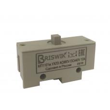 МП-1101м/01 (толкатель-винт-базовый) Briswik-микропереключатель