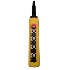 ПКТ-80Б2-C(XACA8813.S.BR) (8 кнопок1НО/1НЗ+гриб с фиксацией1НЗ) пульт