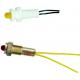 СКЛ-17.3А-Ж-2-220 светодиодный индикатор