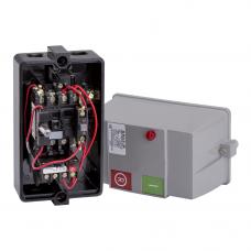 Электромагнитный пускатель ПМЛ 1100-09 24В 9А 1з