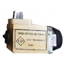 ЭМ 24 ГМ- 220В 50Гц электромагнит